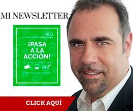 Newsletter Pasa a la Acción